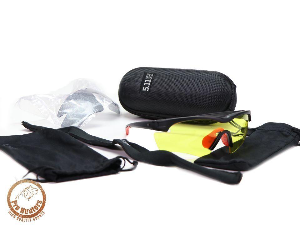 ... Óculos De Proteção Para Tiro Esportivo E Airsoft - Pro Hunters ... 9dd0d67b00