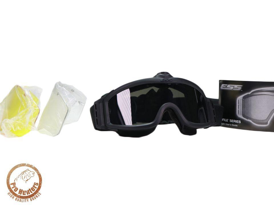... Óculos De Proteção Ventilado - Pro Hunters ... 1c583b8267