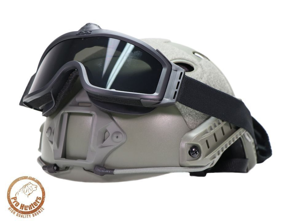 ... Óculos De Proteção Ventilado - Pro Hunters 55f0f82a06
