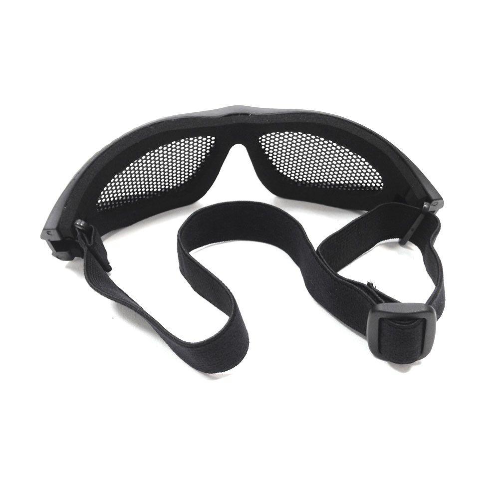 dd2adacf3de8c ... Óculos Para Airsoft Telado Kobra NTK Tático - Preto - Pro Hunters