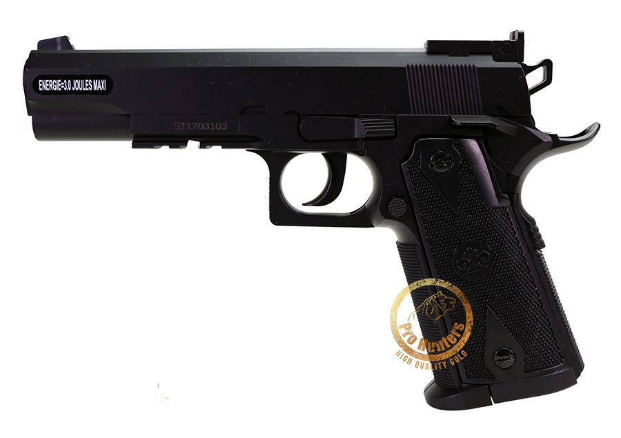 Pistola 4.5mm Stinger 1911 Match