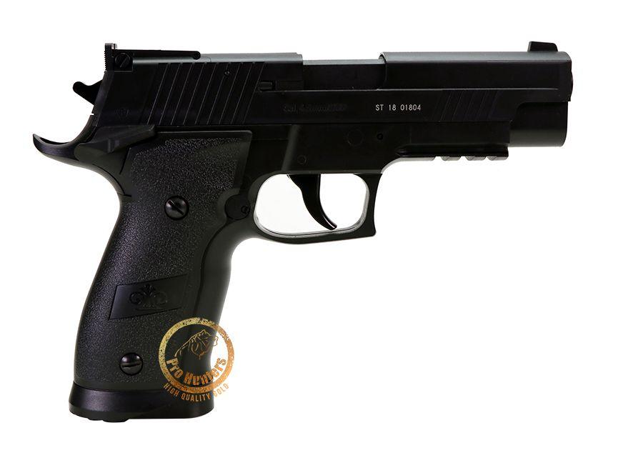 Pistola 4.5mm Stinger 226 Co2 - Preto