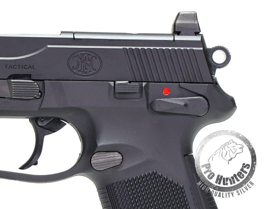 Pistola Airsoft  FNX 45 - GBB - Green Gás Cybergun 200508