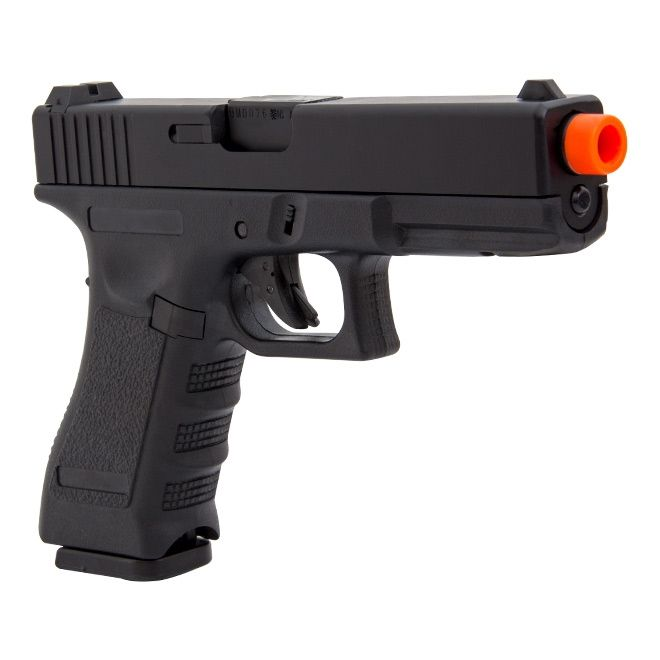 Pistola Airsoft - Glock Double Bell G17 763 Preta- GBB
