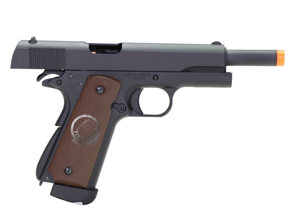 Pistola Airsoft - Kjw - KJ Works - 1911 A1 - GBB - Co2 Full Metal