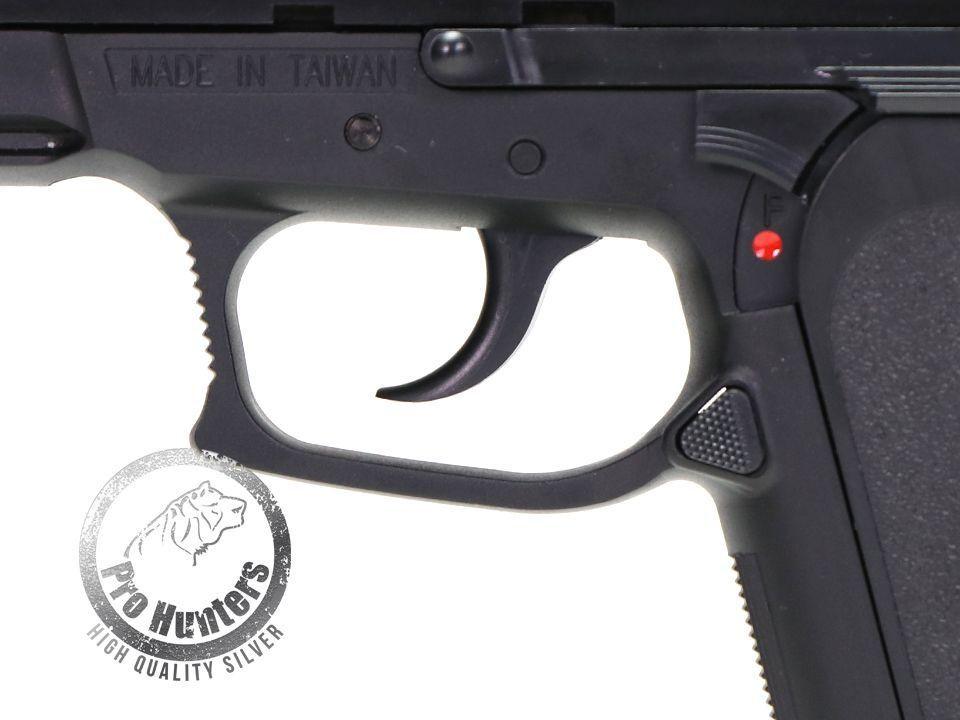 Pistola Airsoft Sig Sauer SP2022 - Polímero Cybergun 280108