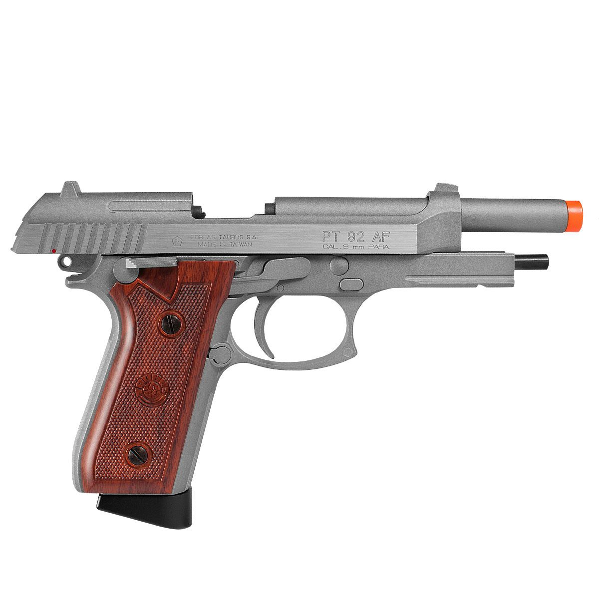 Pistola Airsoft Taurus PT92 Automatic Gbb Co2 Full Metal - Cybergun - FRETE GRÁTIS