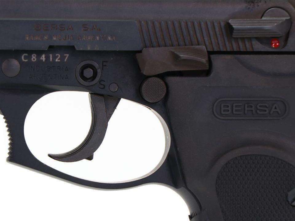 Pistola Bersa - Thunder 22-6 - Calibre .22LR