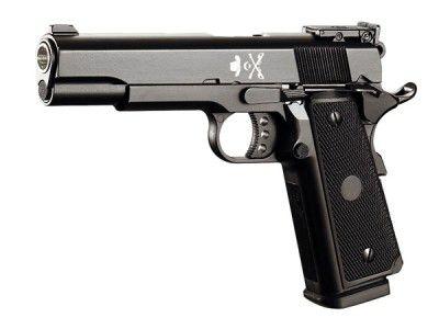 Pistola de Airsoft Custer 1911 Gbb Co2 - Delta tatics