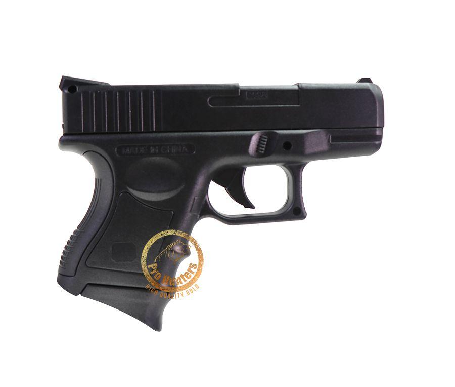 Pistola de Airsoft Spring Glock Saigo 27 - Toy