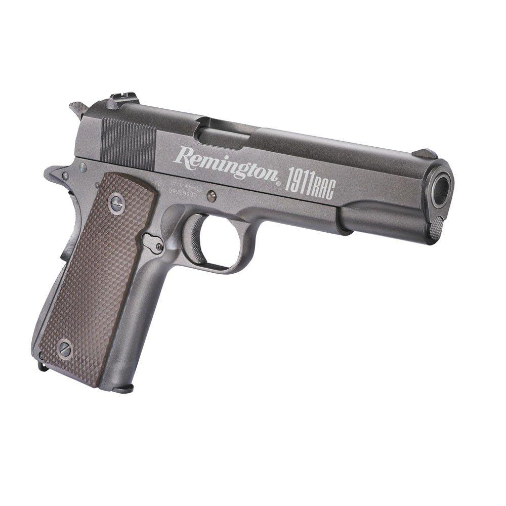 Pistola de Pressão a Gás CO2 1911 RAC 4.5mm Full Metal - Remington