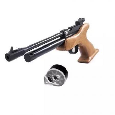 Pistola Stinger Co2 Modelo Mercurio 5,5mm