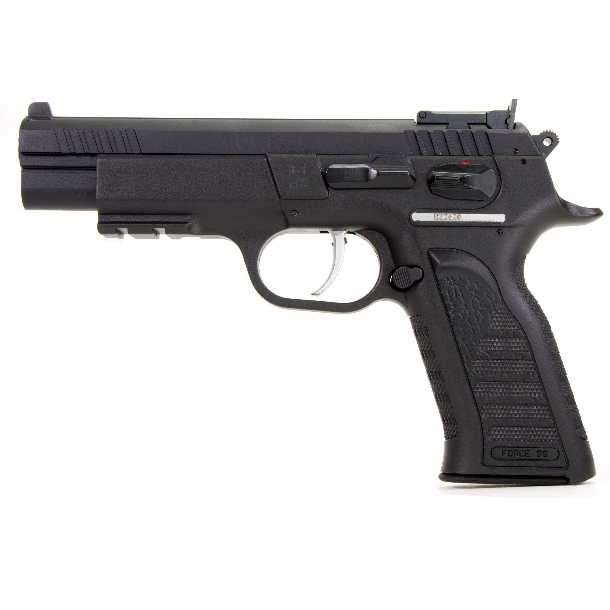 Pistola Tanfoglio Force 22L Calibre 22LR