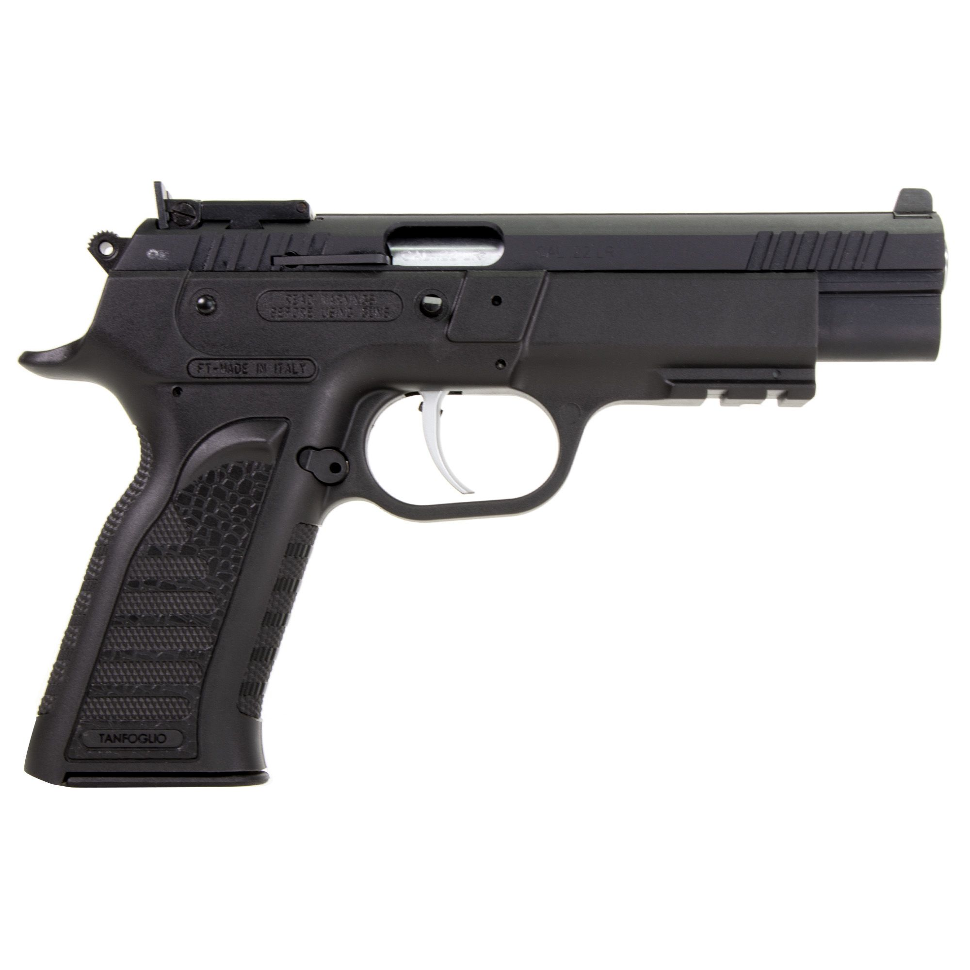 Pistola Tanfoglio Force 22L - Calibre .22LR