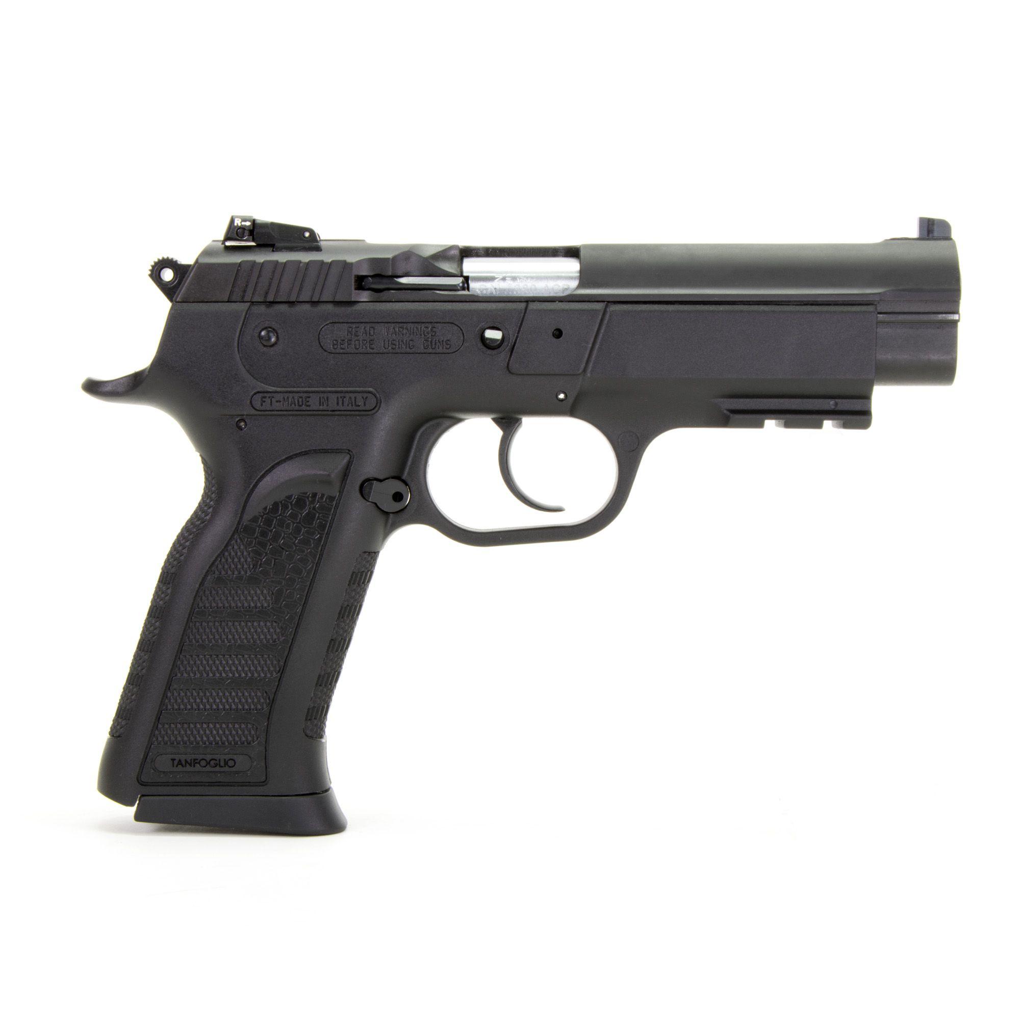 Pistola Tanfoglio FT9 FS (Full Size) - Calibre .380ACP