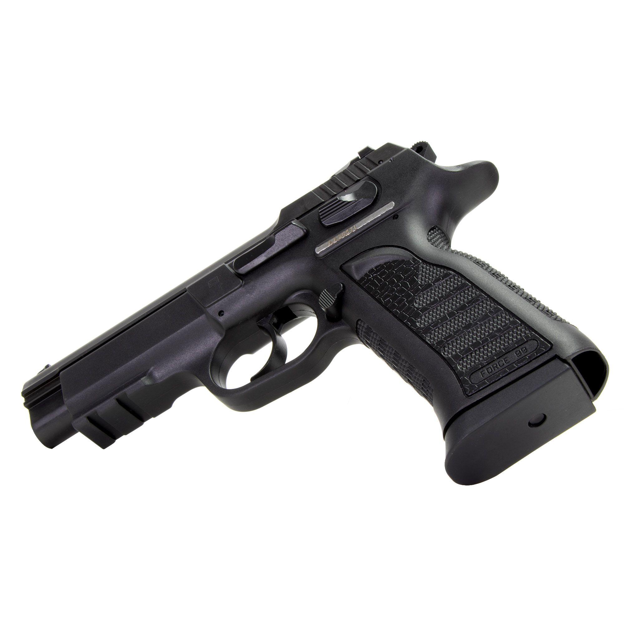 PRÉ VENDA - Pistola Tanfoglio FT9 FS (Full Size) Calibre 380 ACP - Venda Exclusiva Para CAC