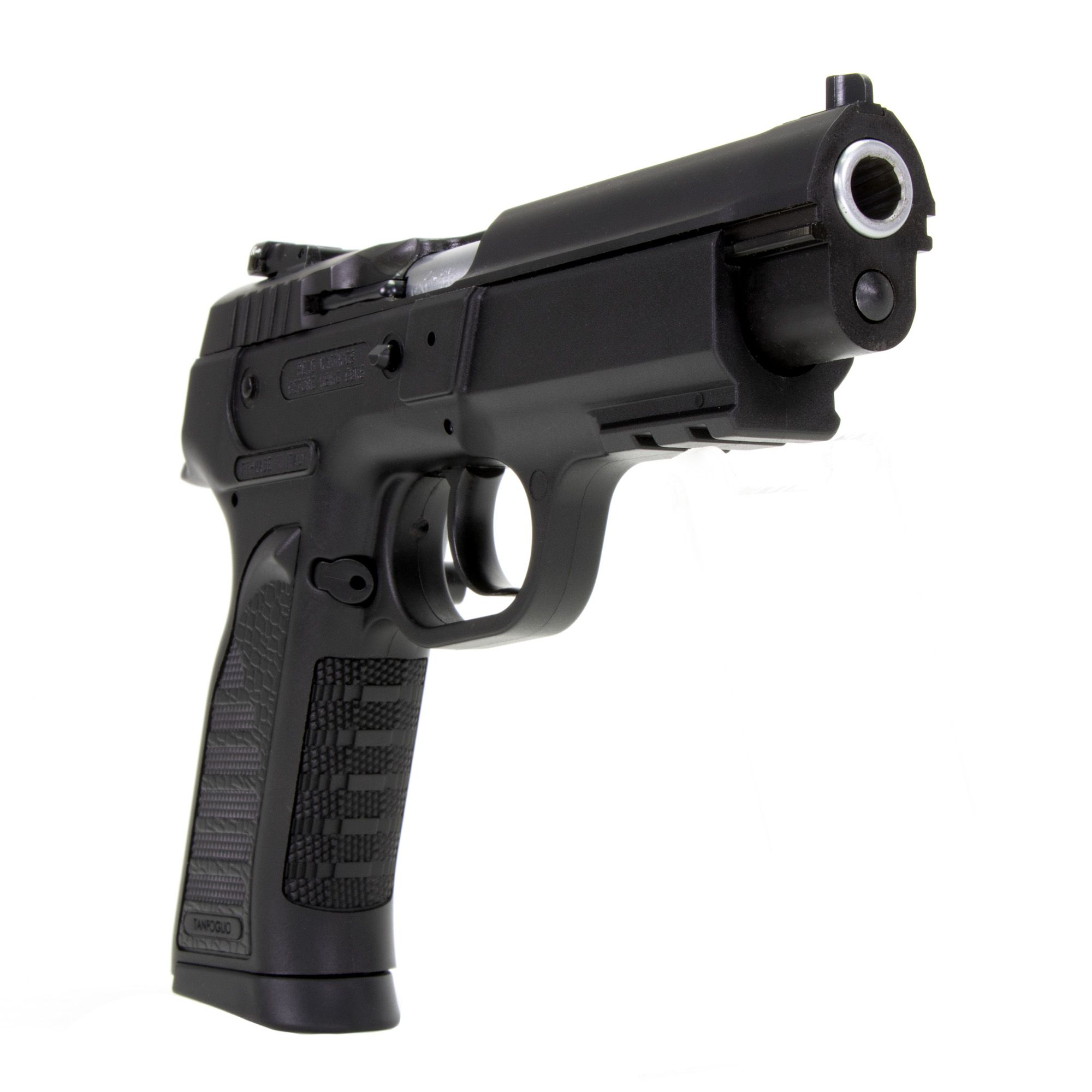 Pistola Tanfoglio FT9 FS (Full Size) Calibre 380 ACP - Venda Exclusiva Para CAC