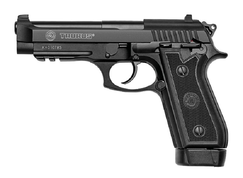 Pistola Taurus PT 59 S Calibre .380 ACP - Oxidada