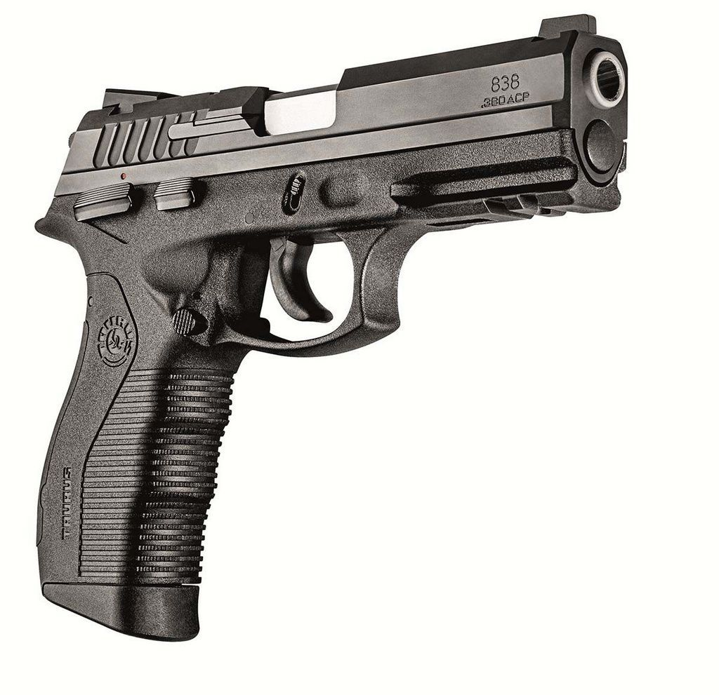 Pistola Taurus PT 838 Calibre .380 ACP