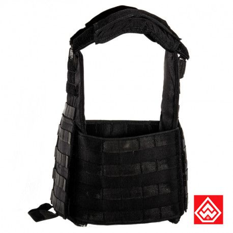 Plate Carrier Fenrir Patriot Black U - Warfare