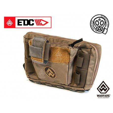 Pochete EDC V-1 Warfare - Coyote