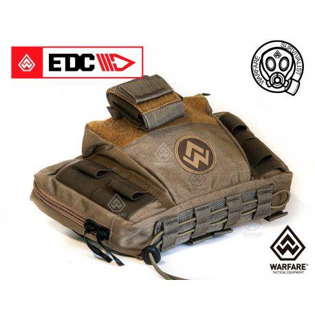 Pochete EDC V-1 Warfare - Coyote