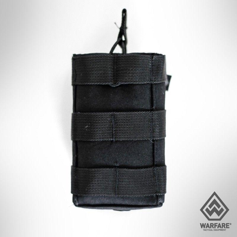 Porta Carregador 2X556 Fenrir Black U -  Warfare