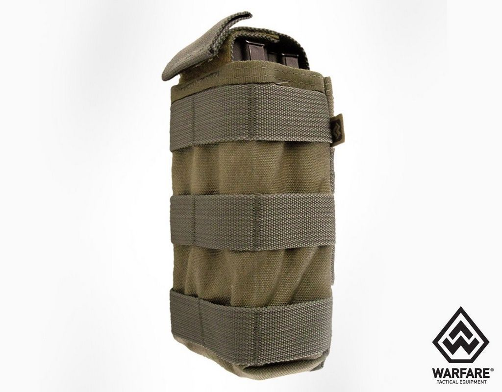 Porta Carregador 2X556  Warfare - Coyote