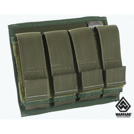 Porta Carregador 4x Pistol - Verde
