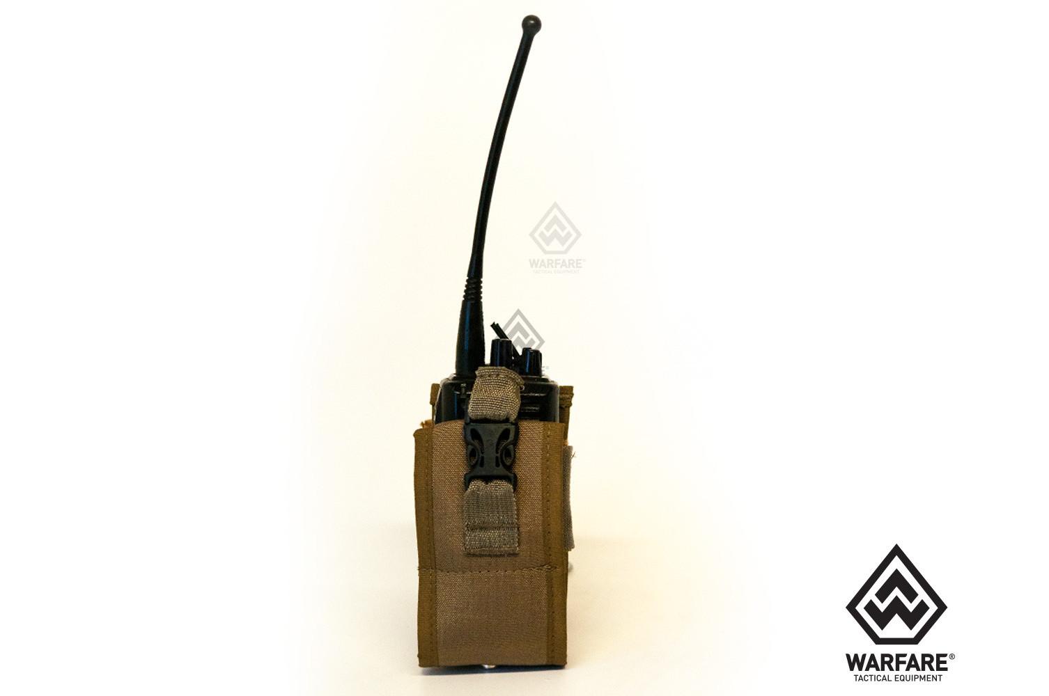Porta Rádio Police Coyote