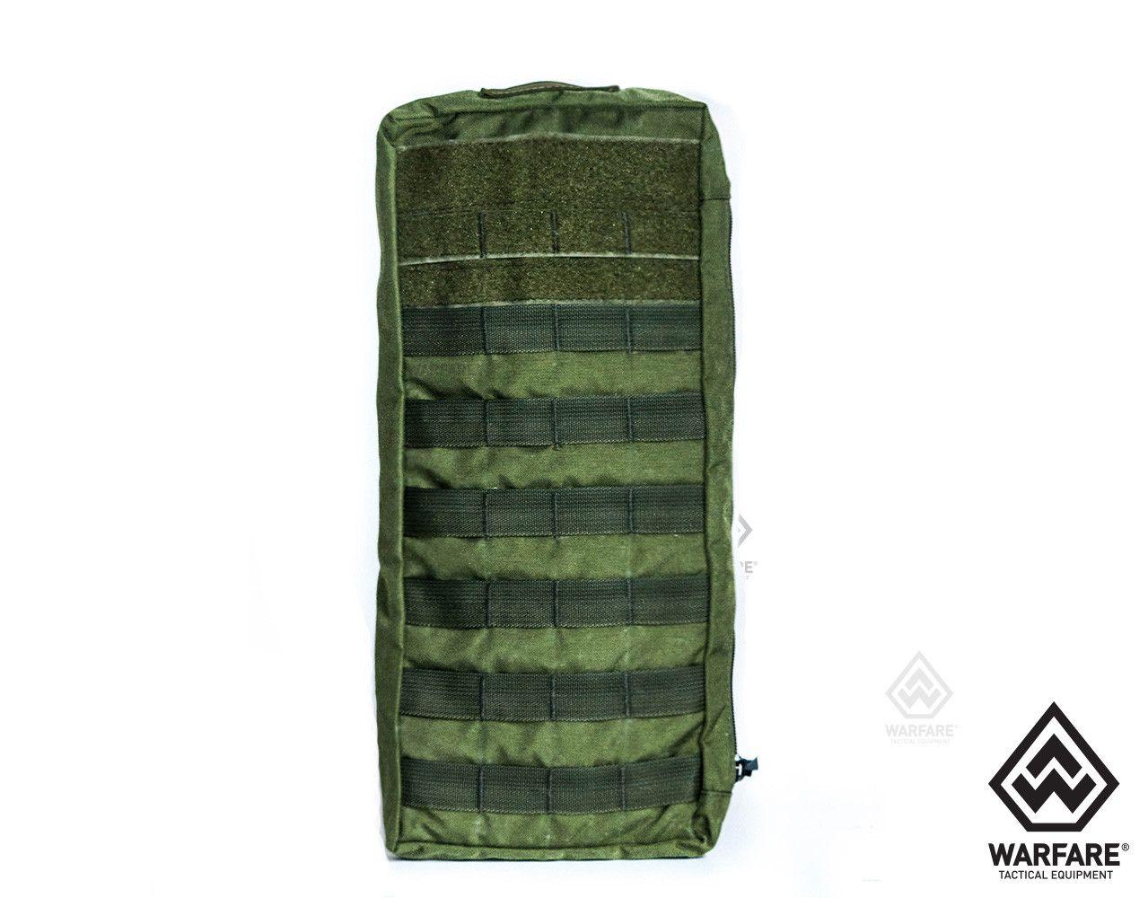 Bolso Porta Sistema Hidratação Molle - Verde U
