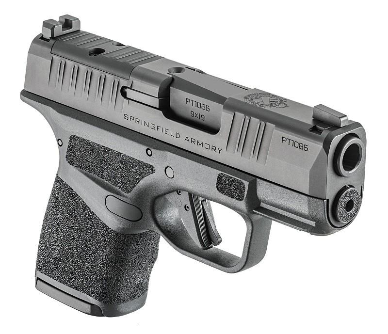 "PRÉ-VENDA - Pistola Springfield Hellcat 3"" Micro-compact - Calibre 9mm"
