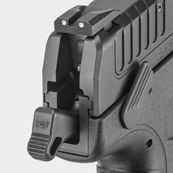 "PRÉ-VENDA - Pistola Springfield XD-E 4,5"" Single Stack - Calibre 9mm"