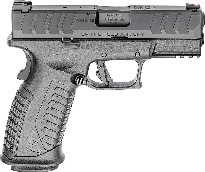"PRÉ-VENDA - Pistola Springfield XD-M 3,8"" - Calibre 9mm"