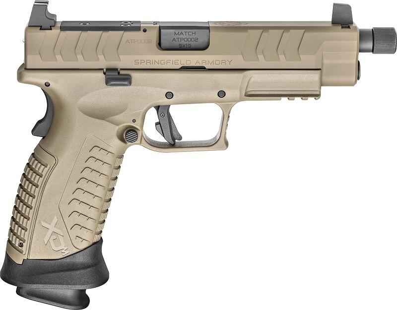 Pistola Springfield XD-M Elite 4,5
