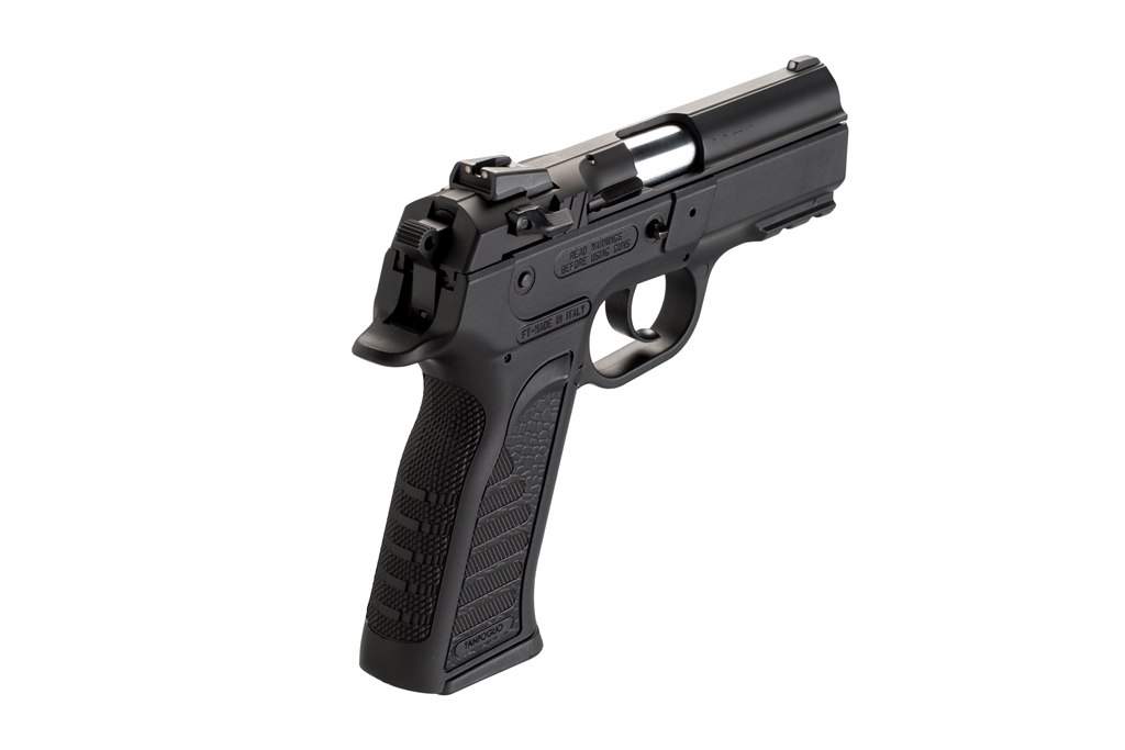 Pistola Tanfoglio Force Police R Calibre 9mm