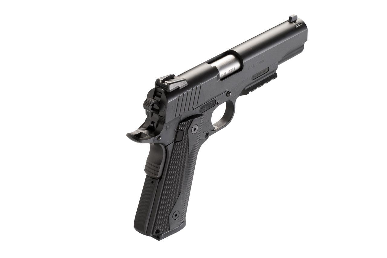 Pistola Tanfoglio Witness 1911 P Calibre .45 ACP