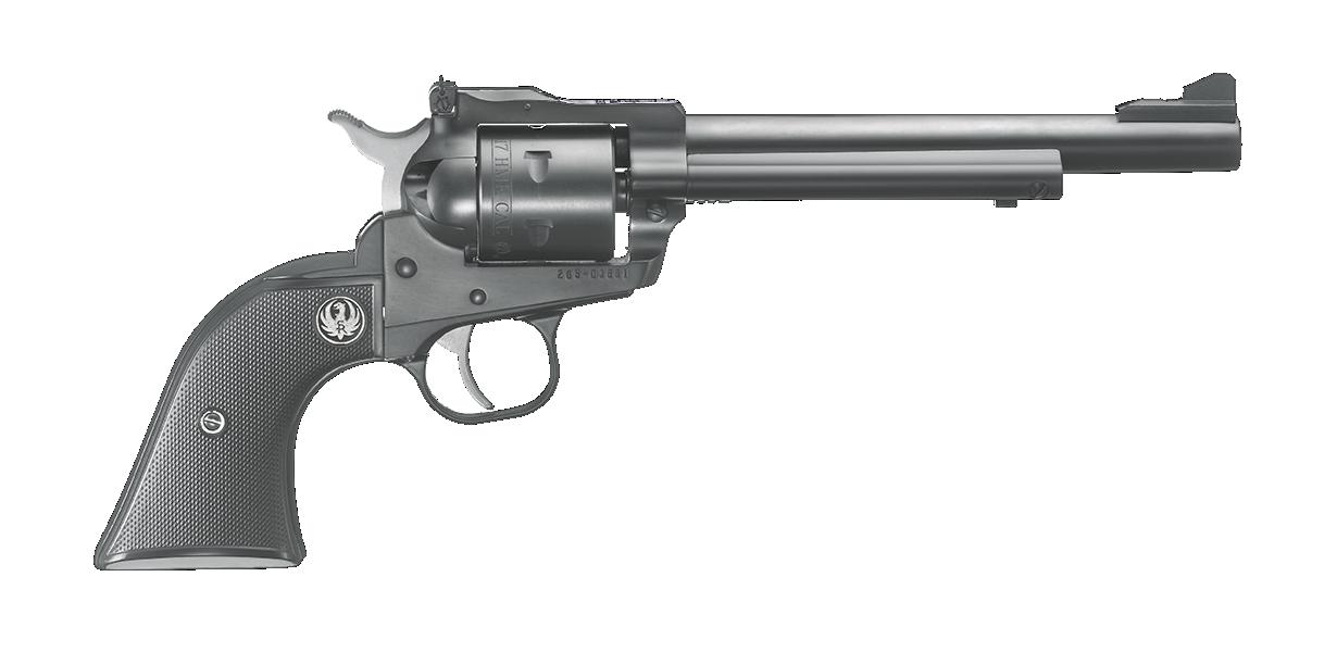 PRÉ VENDA Revolver New Model Single-Six - 17 HMR - Oxidado Blue