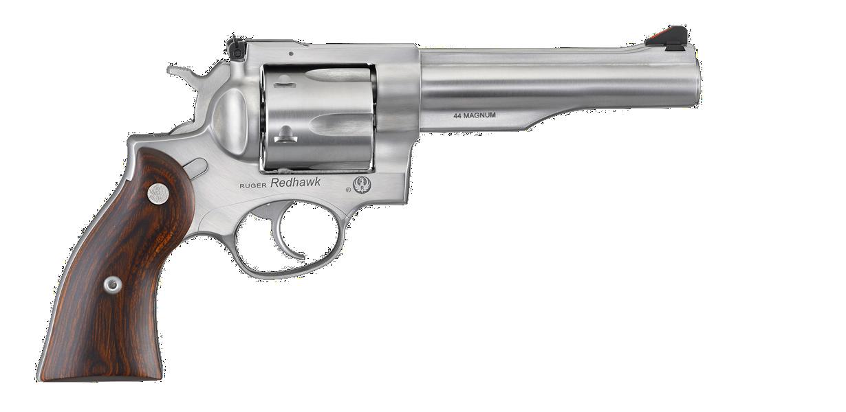 PRÉ VENDA Revolver Redhawk - 44 Magnum - Inox