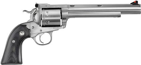 PRÉ VENDA - Revolver Super Blackhawk Bisley Hunter 44 rem mag - Inox