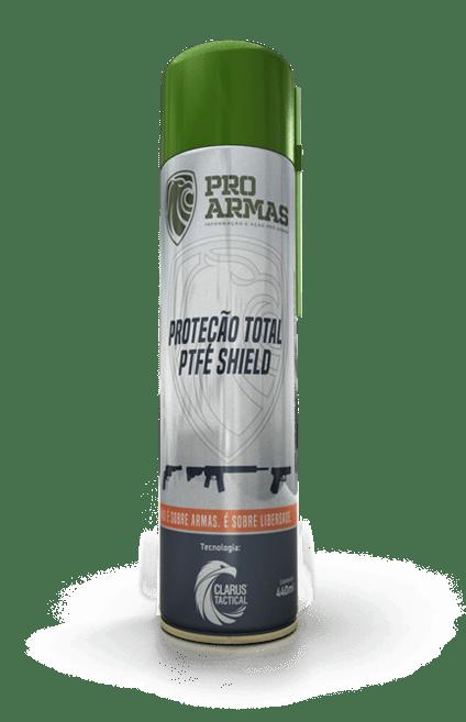 Proteção Total PTFE Shield Clarus Tactical
