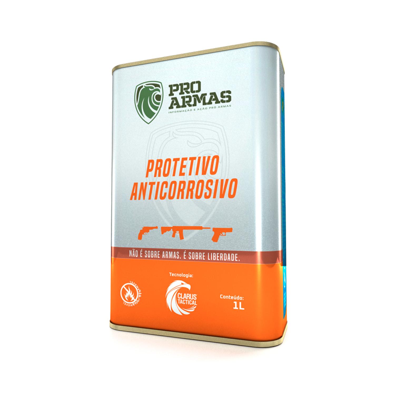 Protetivo Anticorrosivo 1L Clarus Tactical