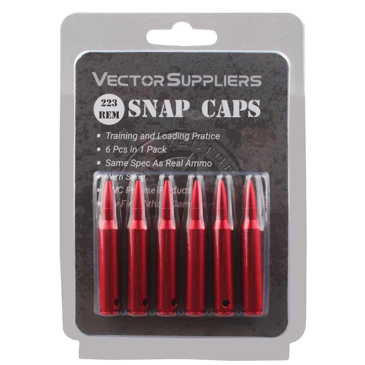 Protetor de agulha Snap Cap .223 Rem