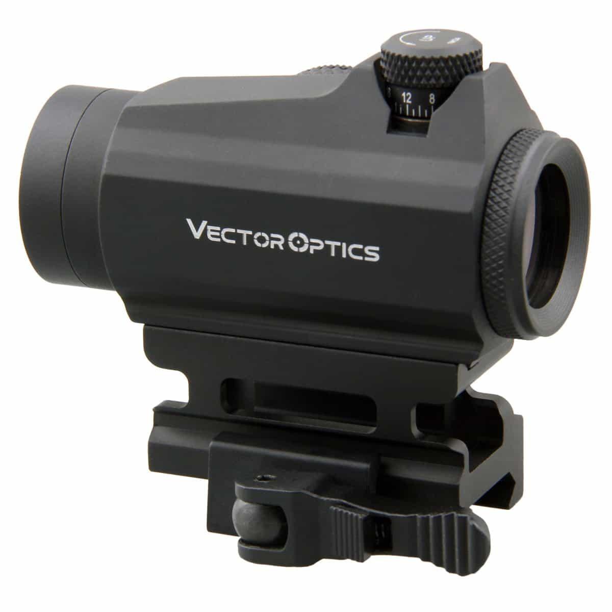Red Dot Vector Optics Maverick 1x22 GenII