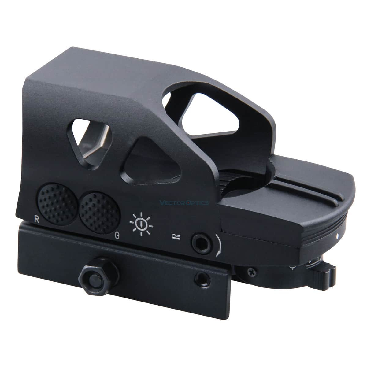 Red Dot Vector Optics Ratchet 1x23x34 Red Dot Sight