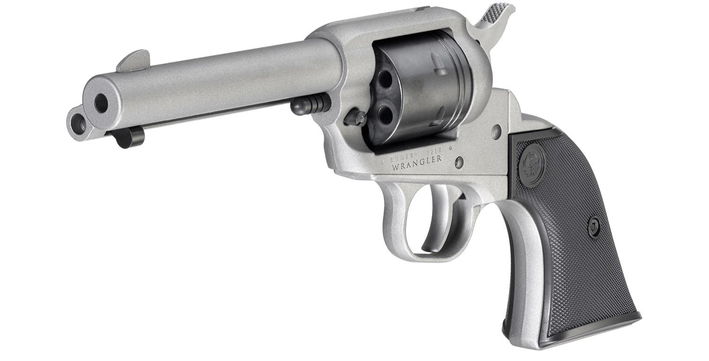 PRÉ VENDA - Revolver Wrangler - 22 LR - Silver