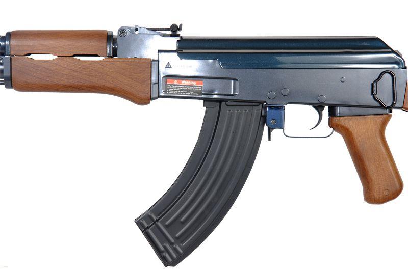 Rifle de Airsoft AK47 Kalashnikov - Cybergun