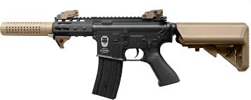 Rifle Airsoft Duel Code St. Monica Full Metal - Tan