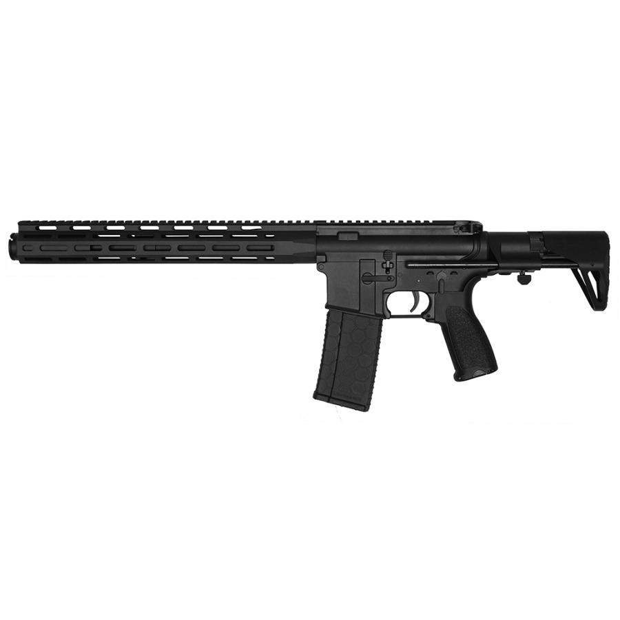 Rifle Airsoft Dytac EVO Standard M4 Recon - Black