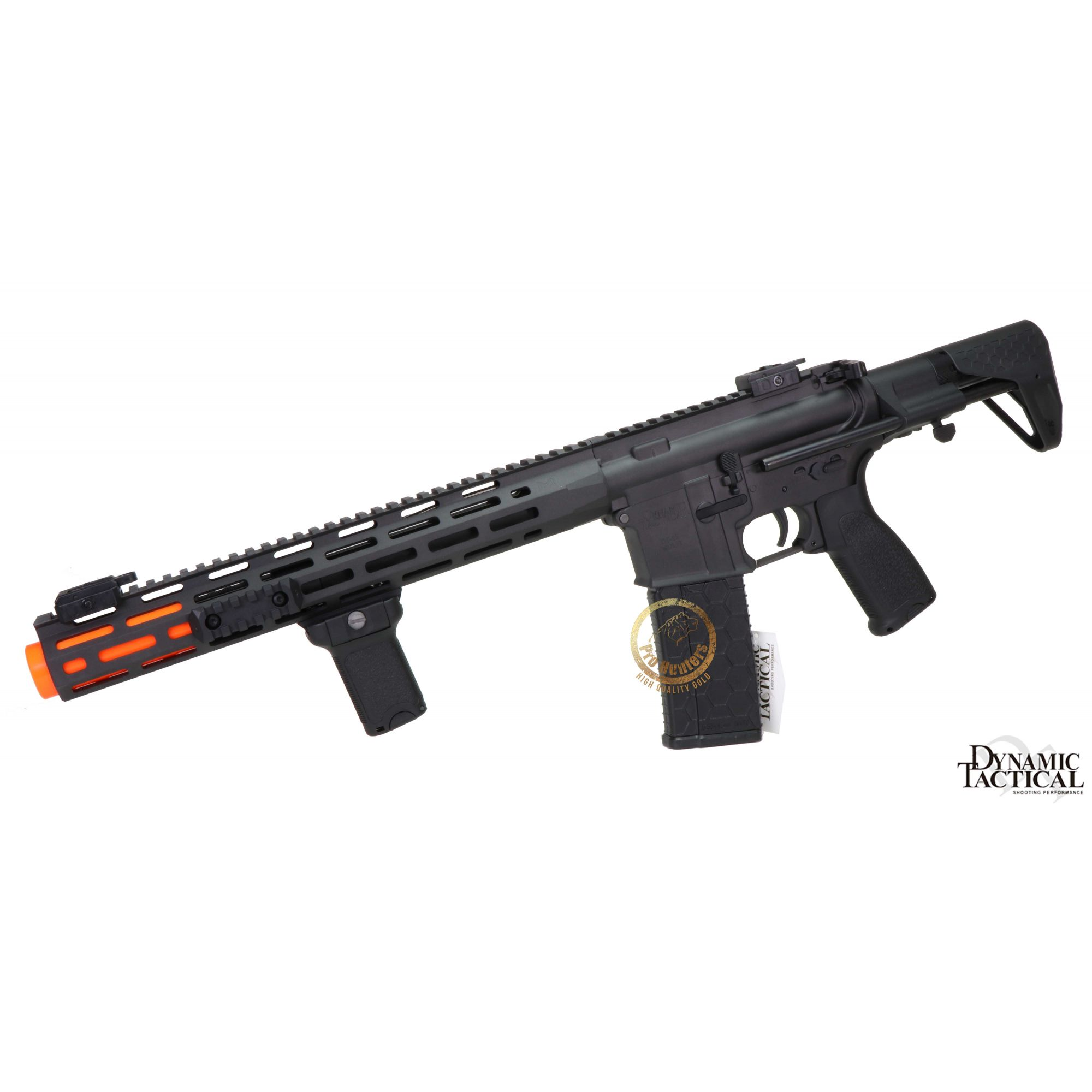 Rifle Airsoft Dytac EVO Standard M4 Recon - Black